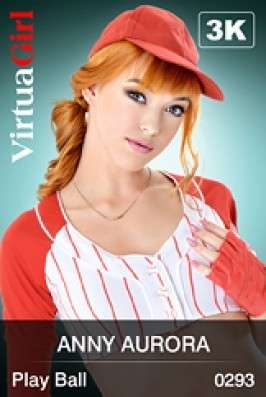 Anny Aurora  from VIRTUAGIRL3K